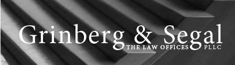 The Law Offices of Grinberg & Segal P.L.L.C. - ad image