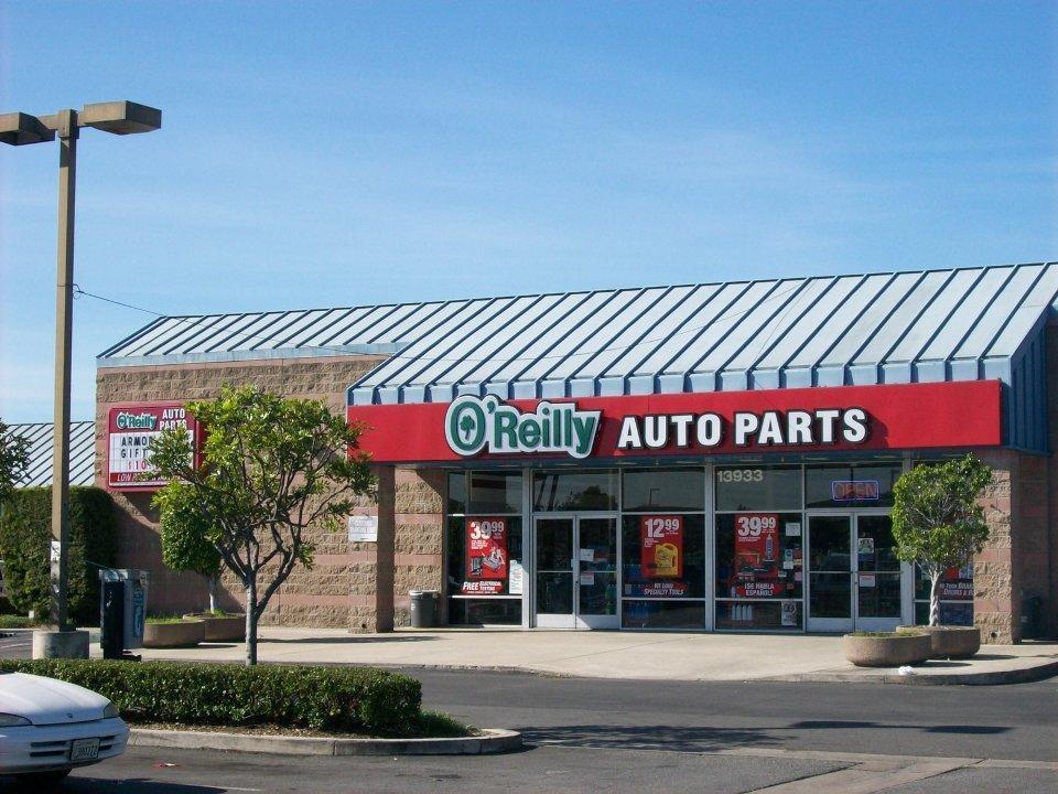 O 39 Reilly Auto Parts In Garden Grove Ca 92843
