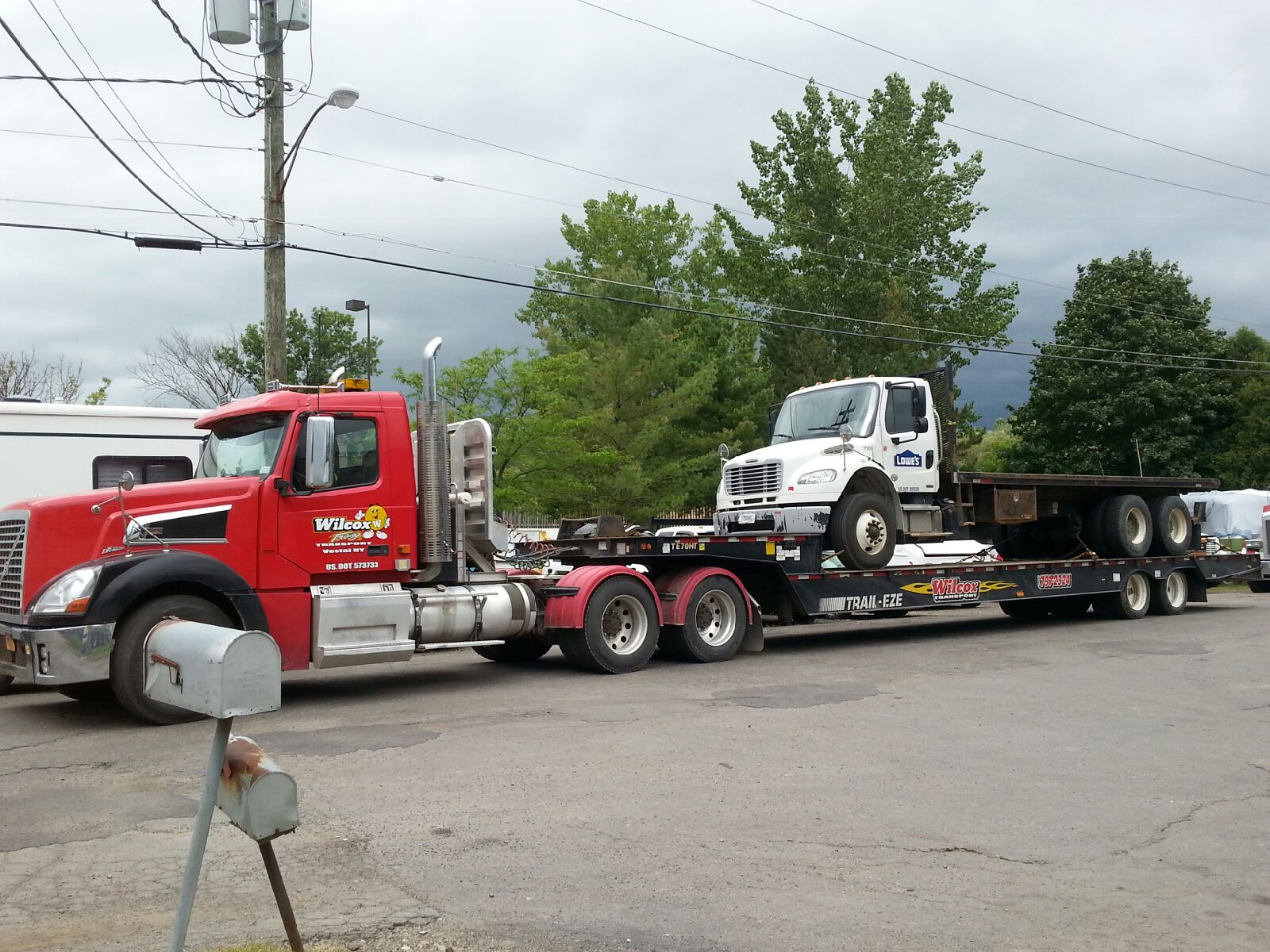 Wilcox Sons Towing Auto Repairs Vestal New York Ny
