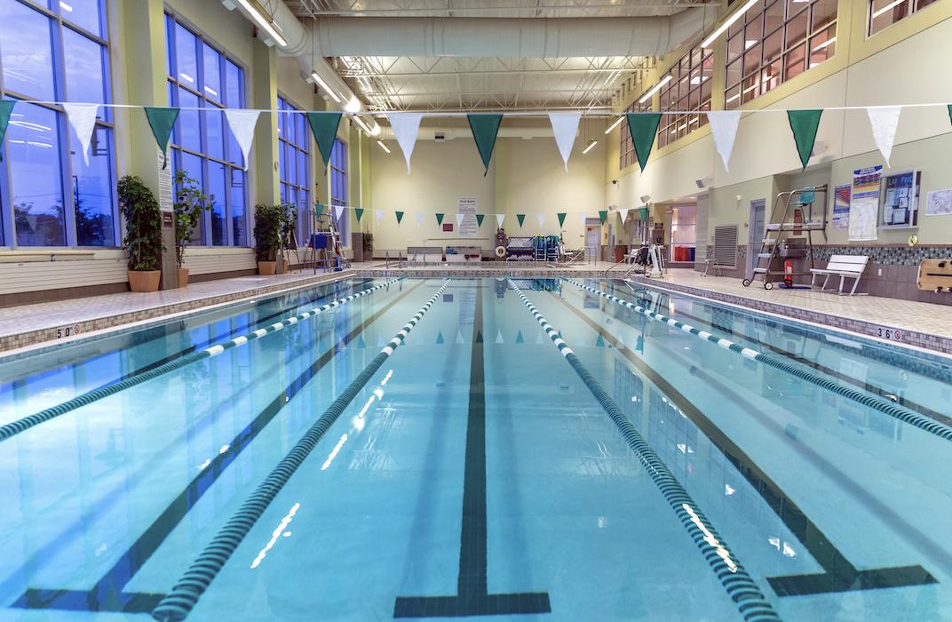 The Health & Fitness Center at Washtenaw Community College