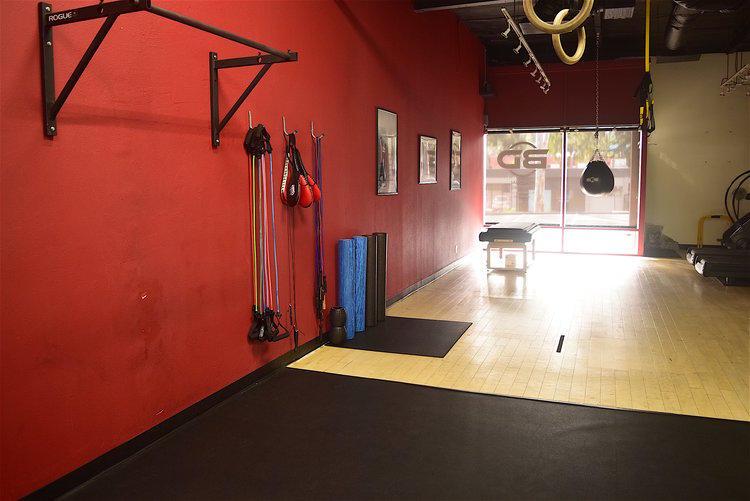 Our gym Body Design Solana Beach (586)383-0555