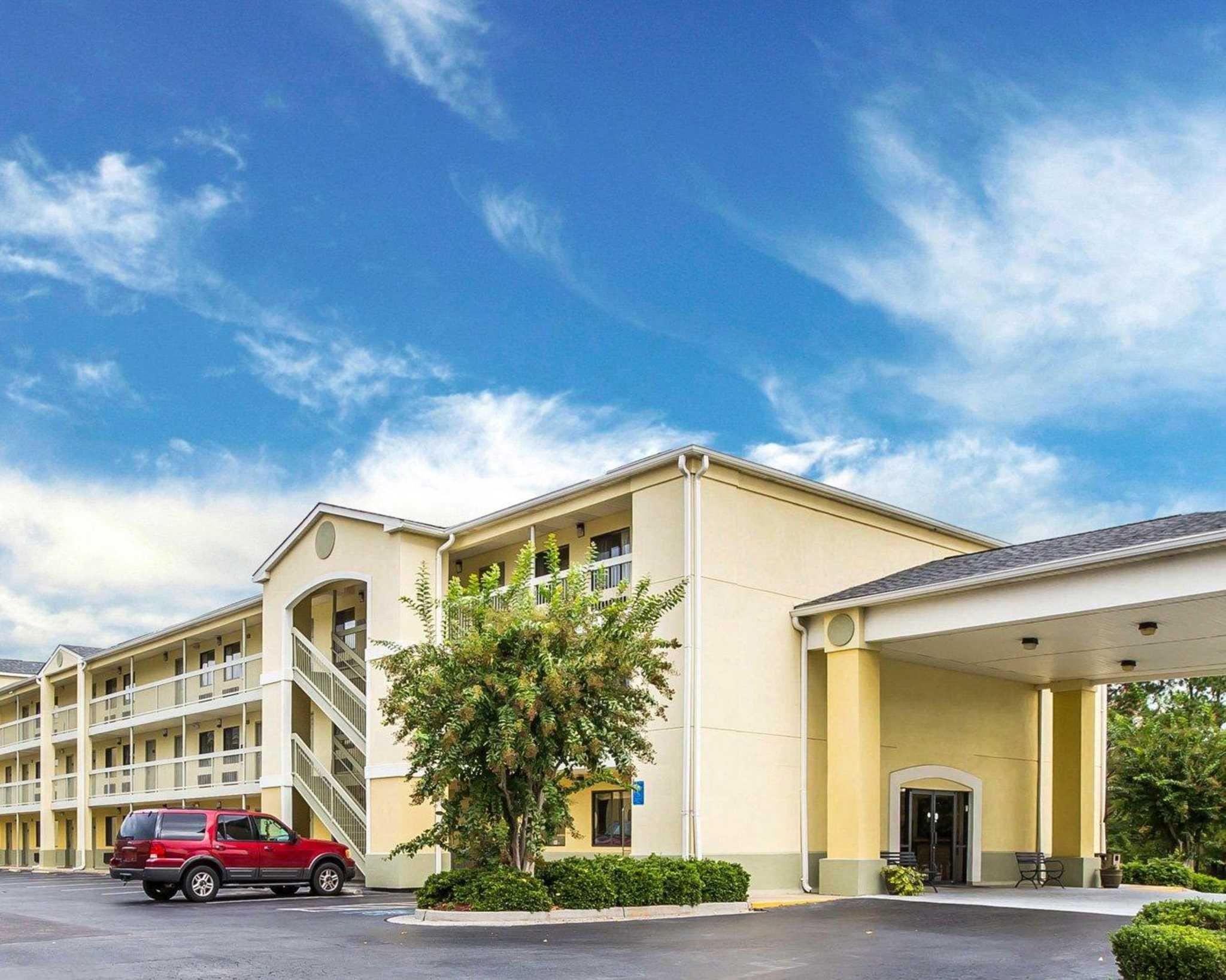 Suburban Extended Stay Hotel  Augusta Georgia  Ga