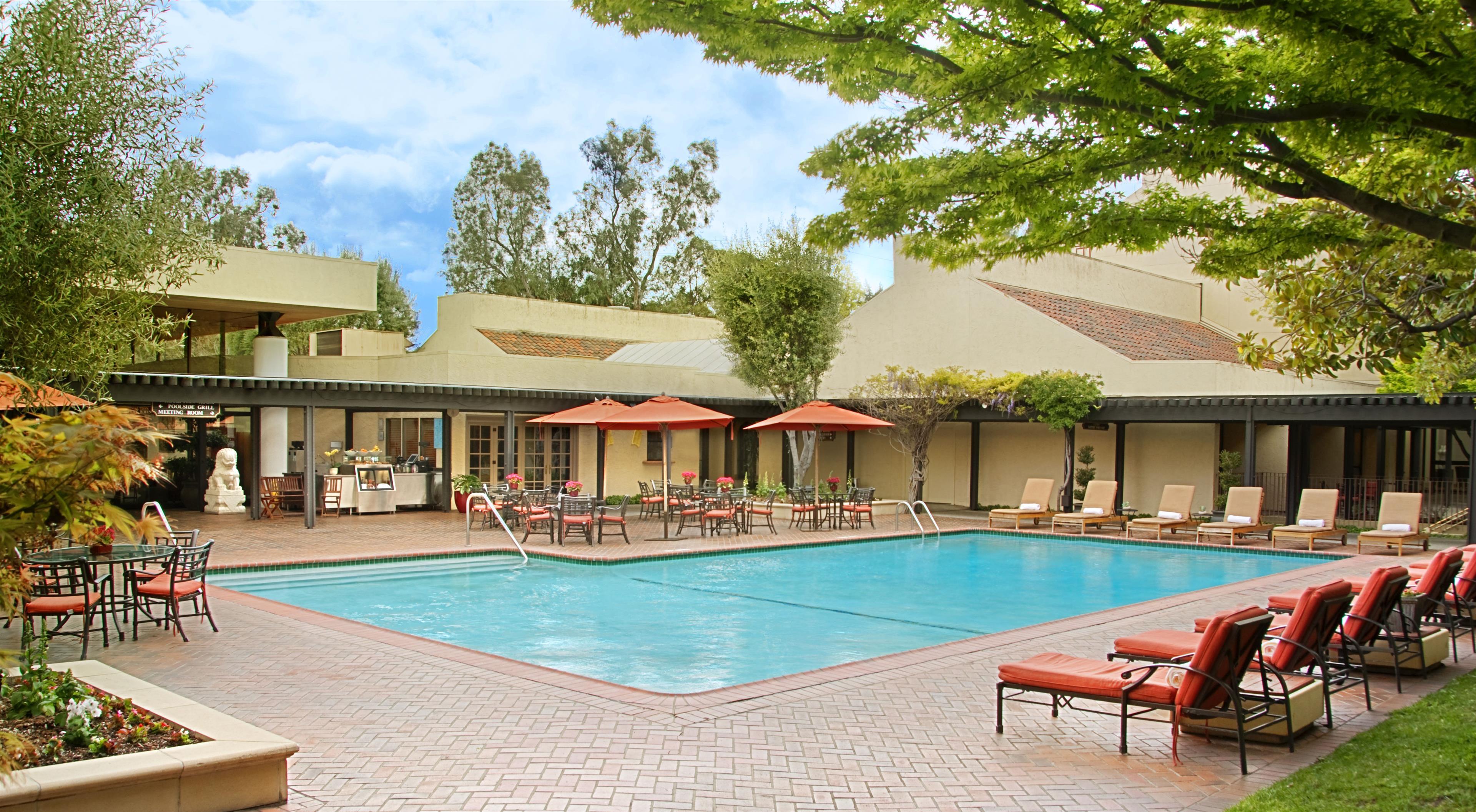 Sheraton Palo Alto Hotel In Palo Alto Ca 94301