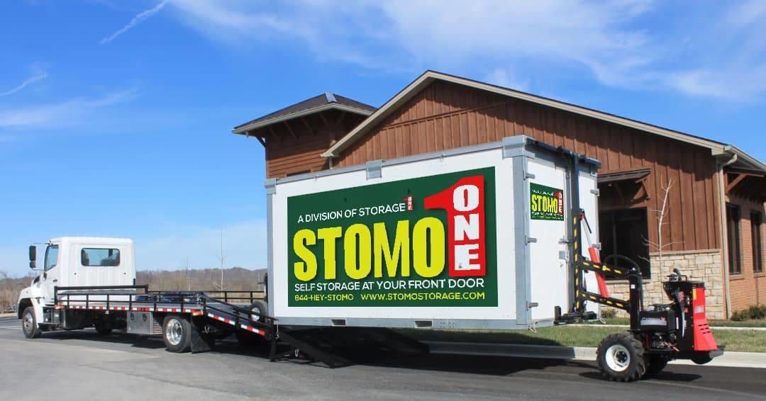 Stomo Mobile Self Storage Summerville South Carolina Sc