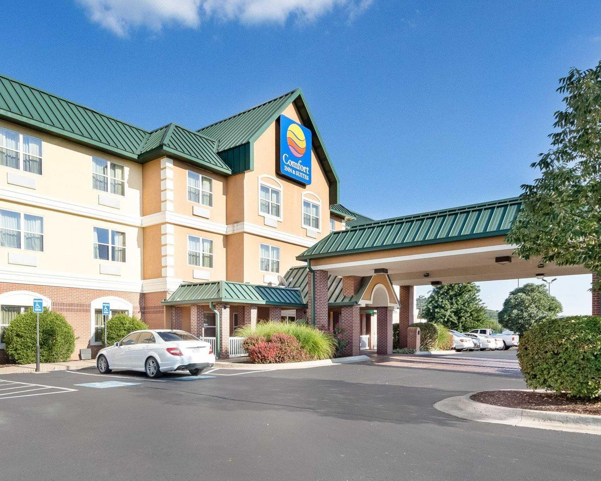 Comfort Inn Suites Fayetteville Arkansas Ar