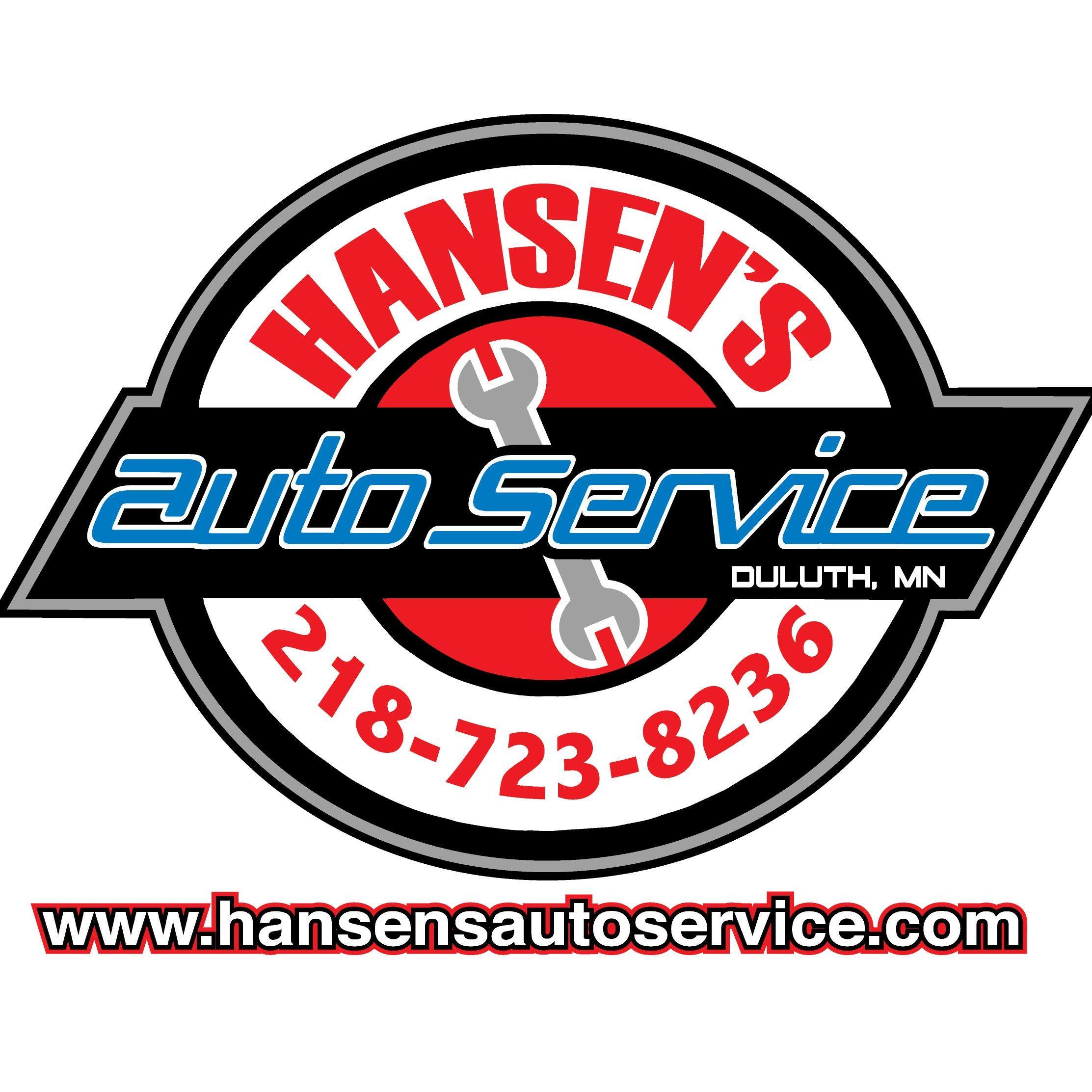 Hansen Auto Service Of Duluth Inc - Duluth, MN - General Auto Repair & Service