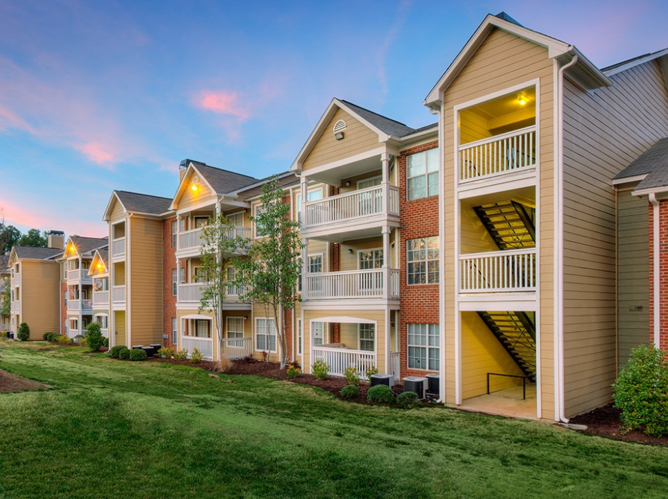 Waterford Apartments Morrisville Nc