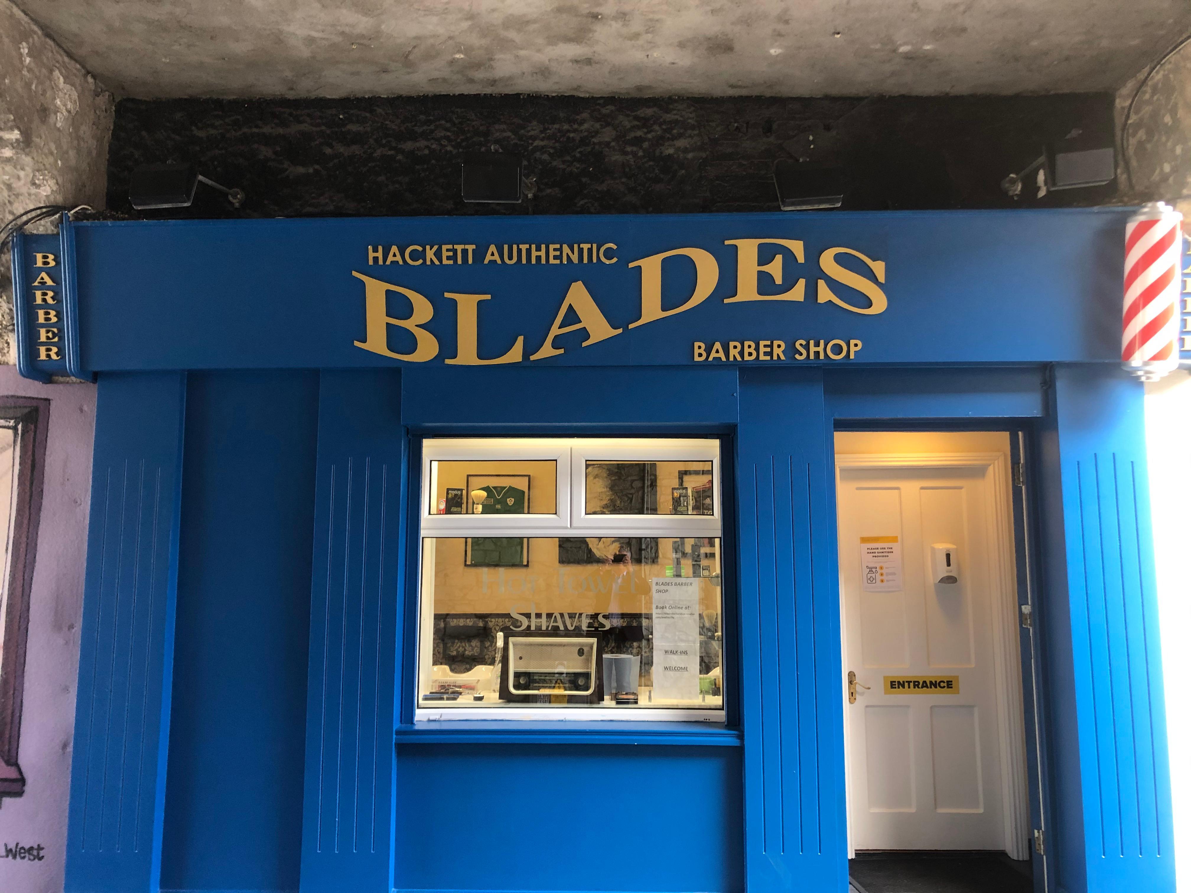 Blades Barbershop 2