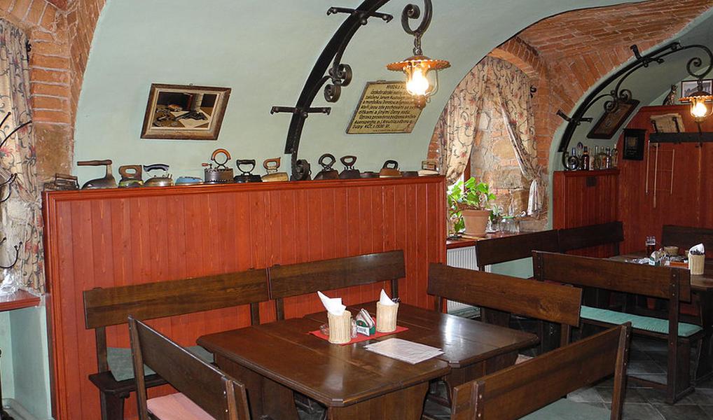 Penzion a Restaurace U Zámku