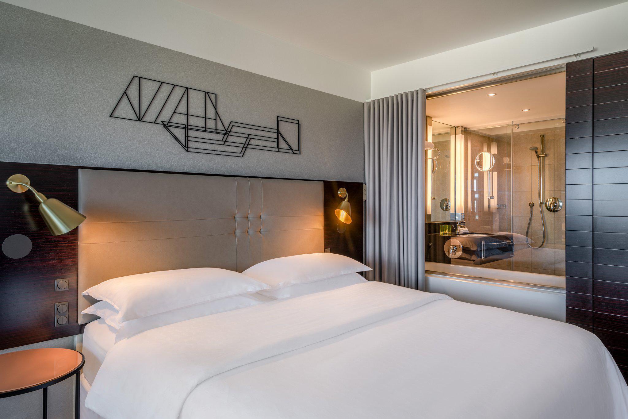 Sheraton Munich Arabellapark Hotel