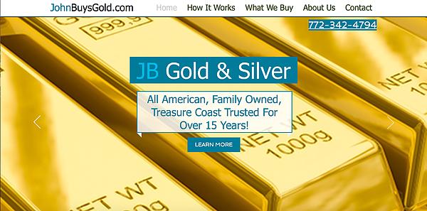 John Buys Gold