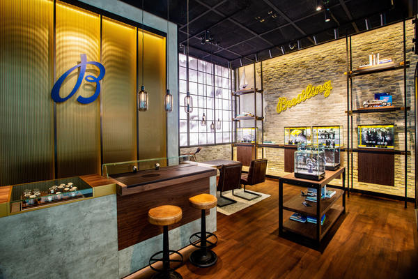 BREITLING BOUTIQUE MBS - SINGAPORE