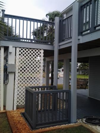 Aquarius elevators and lifts llc in pensacola 954 west for Exterior dumbwaiter