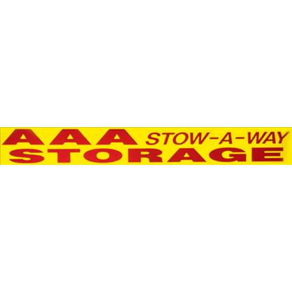 Aaa Stow-a-Way Storage