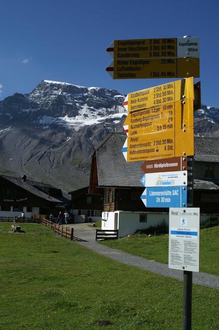 Berghotel Engstligenalp Adelboden
