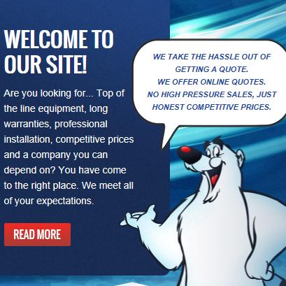 Polar Bear Heating And Air