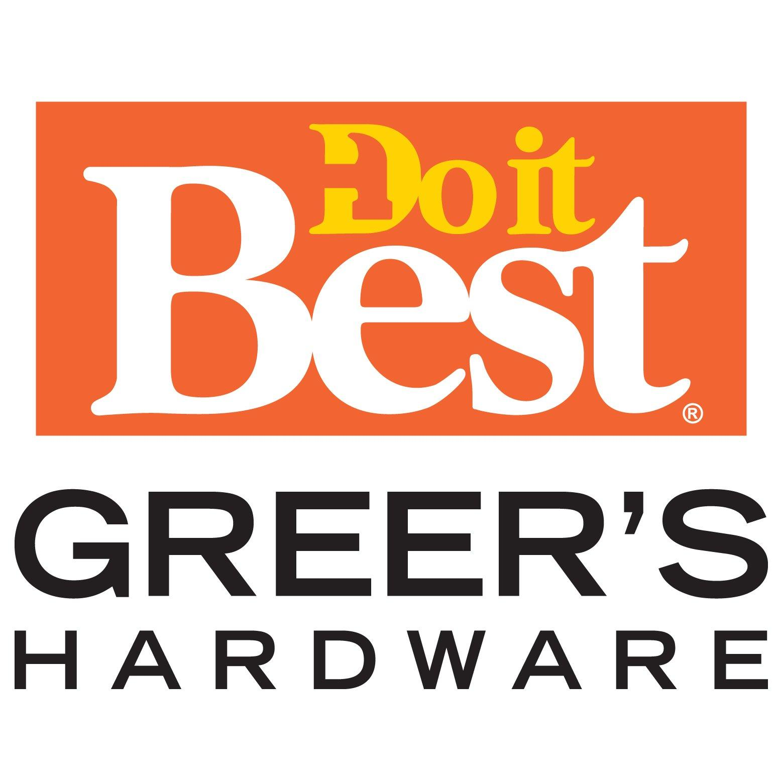 Greer's Do it Best Hardware - Tremonton, UT 84337 - (435)257-7749 | ShowMeLocal.com