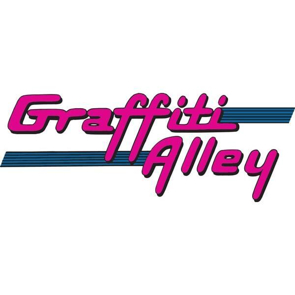 Graffiti Alley - Eugene, OR - Auto Parts
