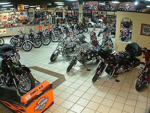 Fink's Harley Davidson