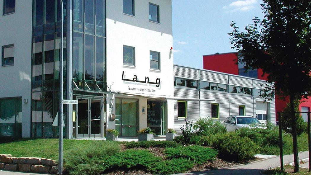 Fensterbau Lang GmbH & Co. KG