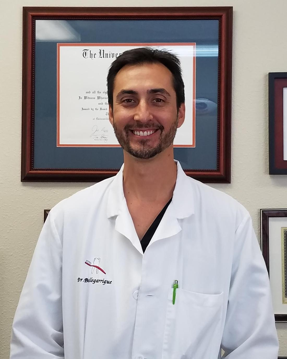 North Tampa Dentistry: Robert Bellegarrigue DMD