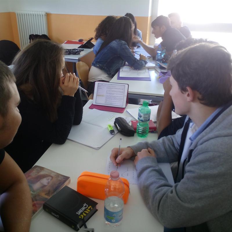 Liceo Sandro Pertini - L.E.S. Scuola Paritaria Economico Sociale Alimentazione