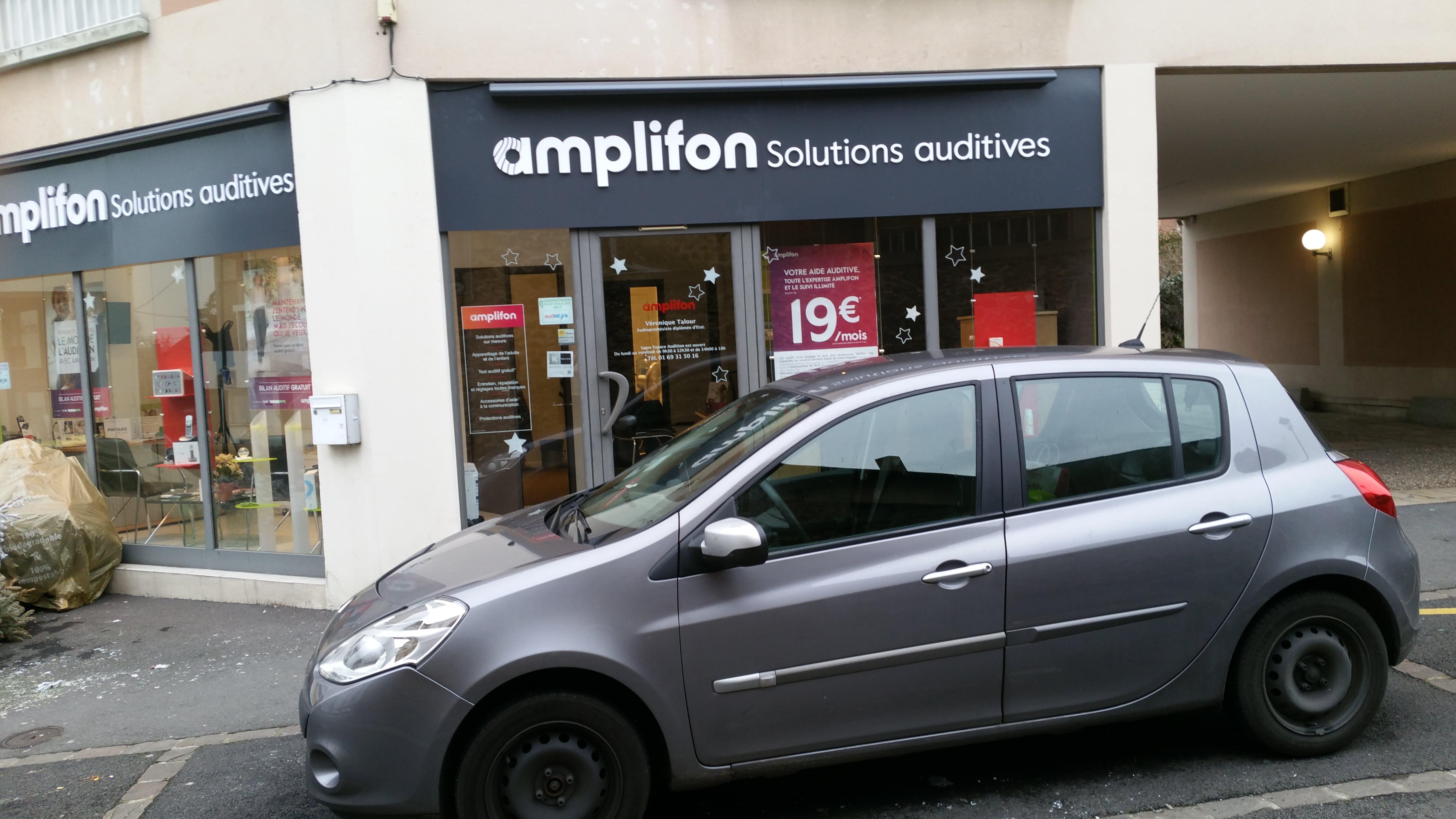 Amplifon Audioprothésiste Palaiseau