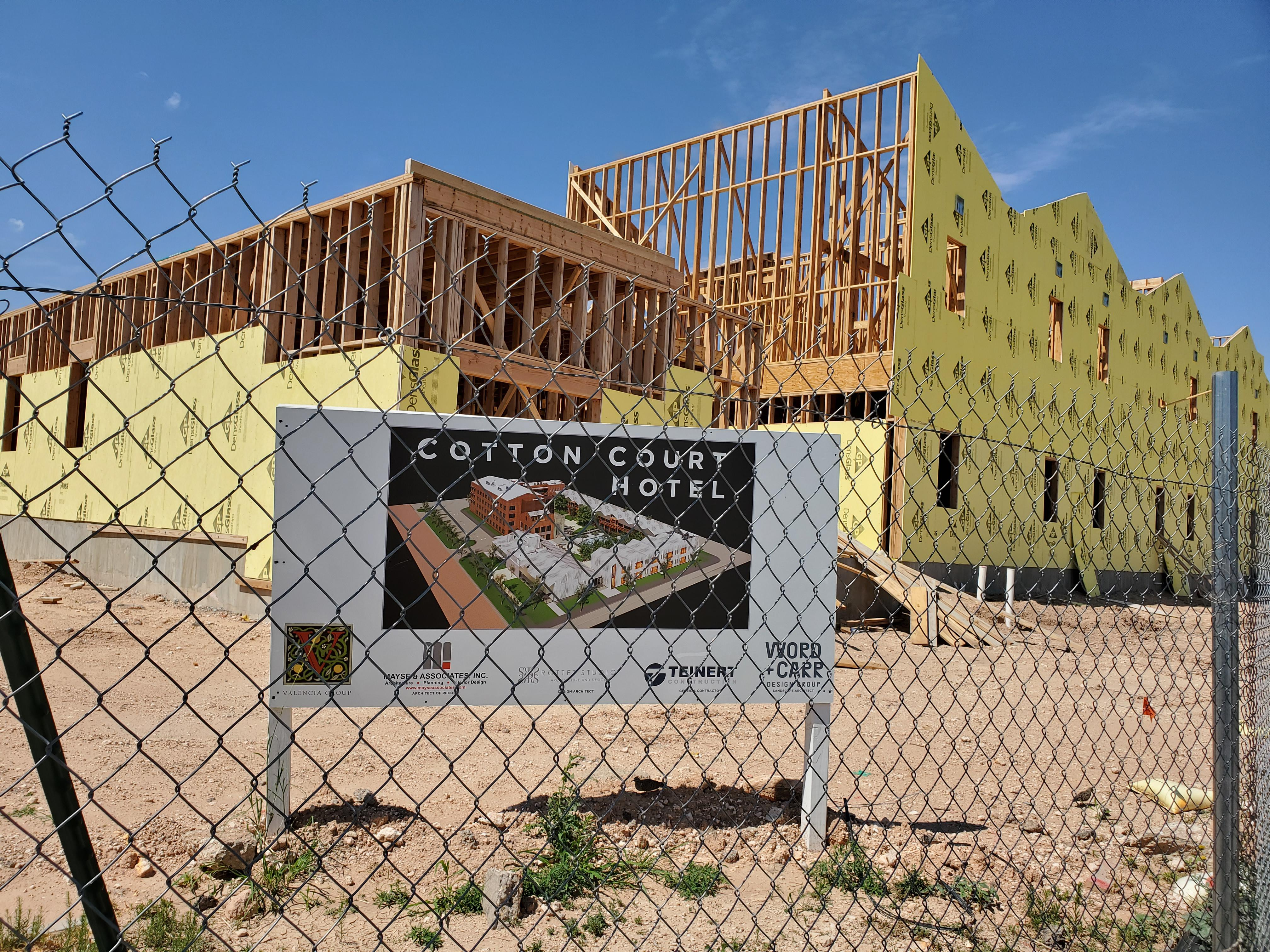 We're starting all the low voltage on this new construction. Whether you need data, phones, sound, t Texas Homeland Security & Sound Lubbock (806)771-6810