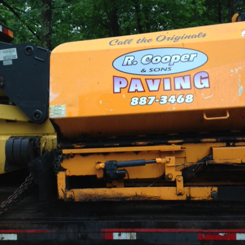 R. Cooper and Sons Paving