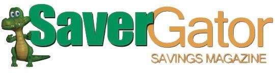 Saver Gator Savings Magazine - ad image