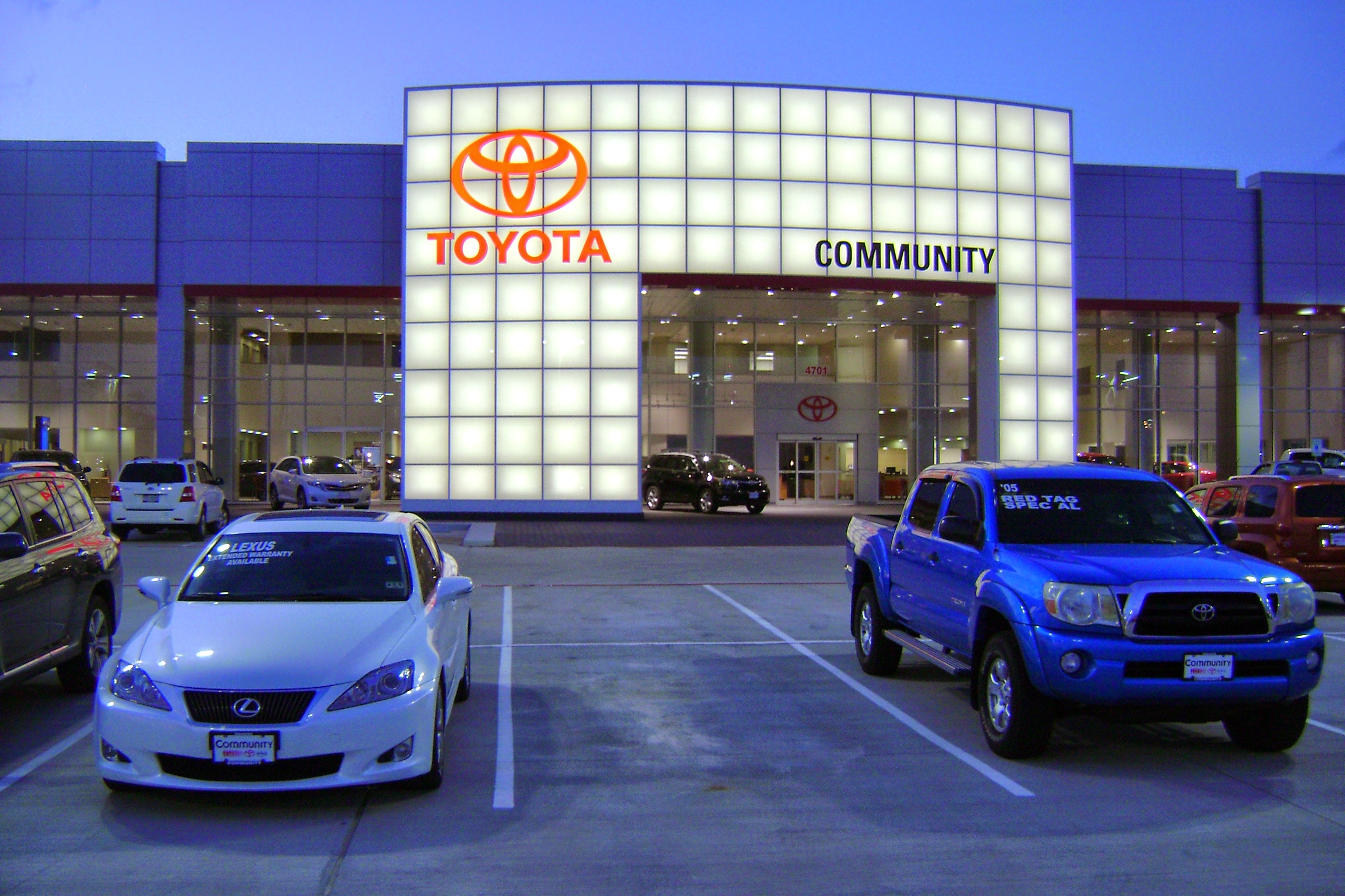 Ron Craft Baytown >> Community Toyota, Baytown Texas (TX) - LocalDatabase.com