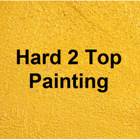 Hard 2 Top Painting
