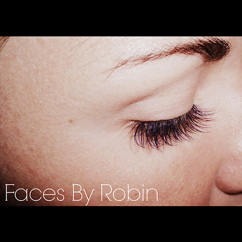 Faces by Robin