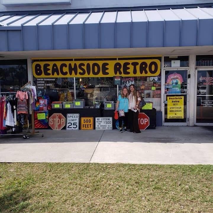 Beachside Retro