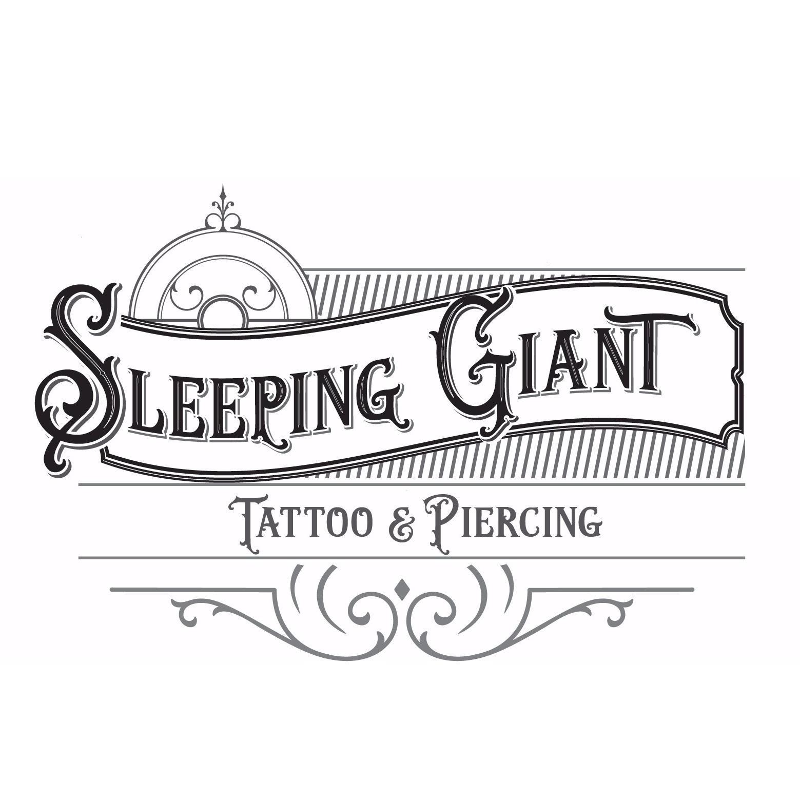 Sleeping Giant Tattoo