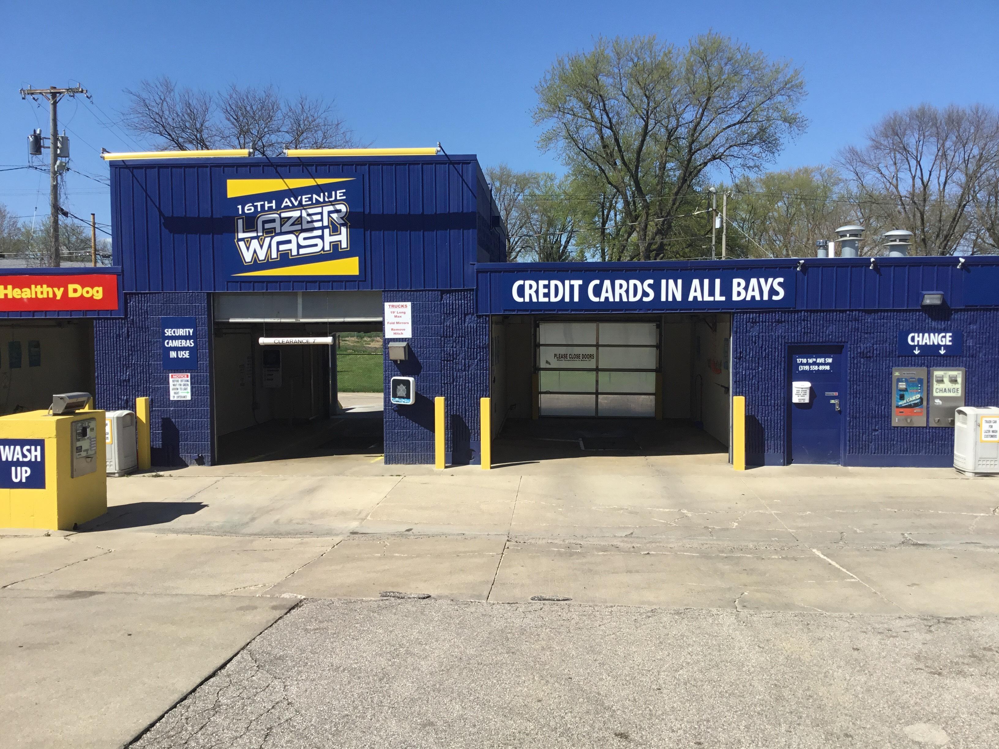 Automatic Car Wash Cedar Rapids