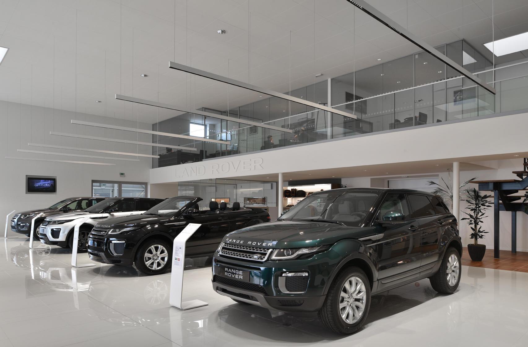 Land Rover Wavre