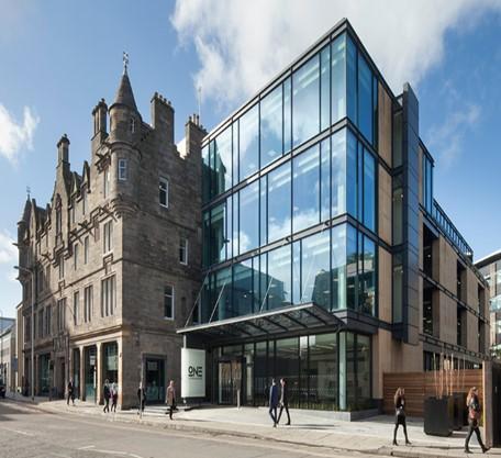 Spaces - Edinburgh, Spaces Lochrin Square