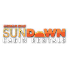 Vacation Home Rental Agency in OK Broken Bow 74728 Sundown Cabin Rentals 179 North Lukfata Trail Rd  (580)584-3824