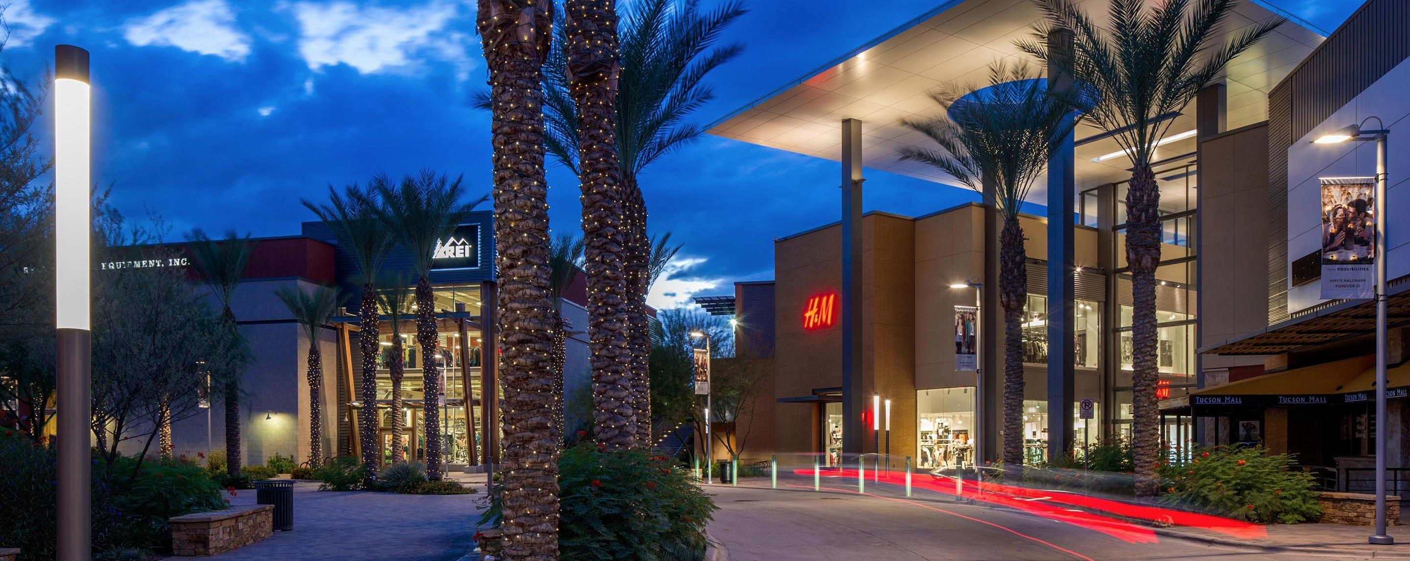 Clothing Stores In Tucson Mall