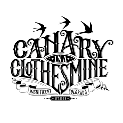 Canary in a Clothesmine