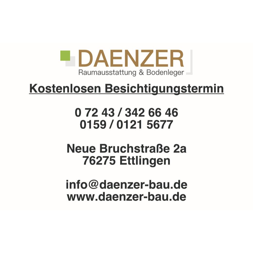 Bild zu Daenzer Bau Gmbh in Ettlingen