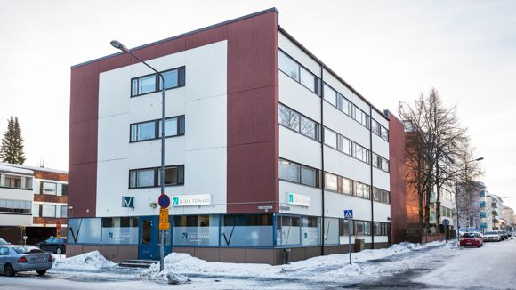 Tilintarkastustoimisto Juha Tissari Oy