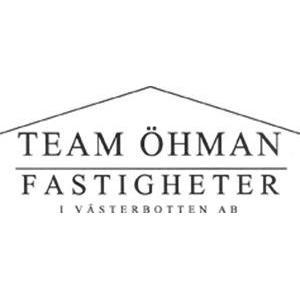 Team Öhman Fastigheter i Västerbotten AB