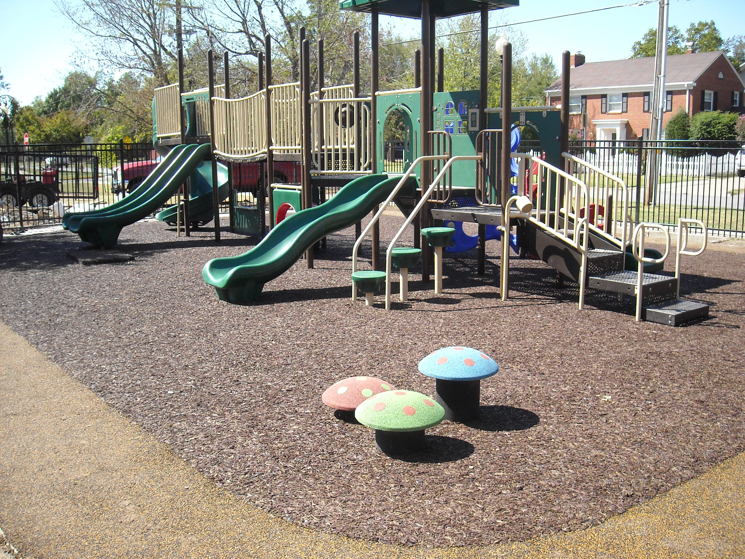 Noahs Park And Playgrounds Llc Edmond Oklahoma Ok