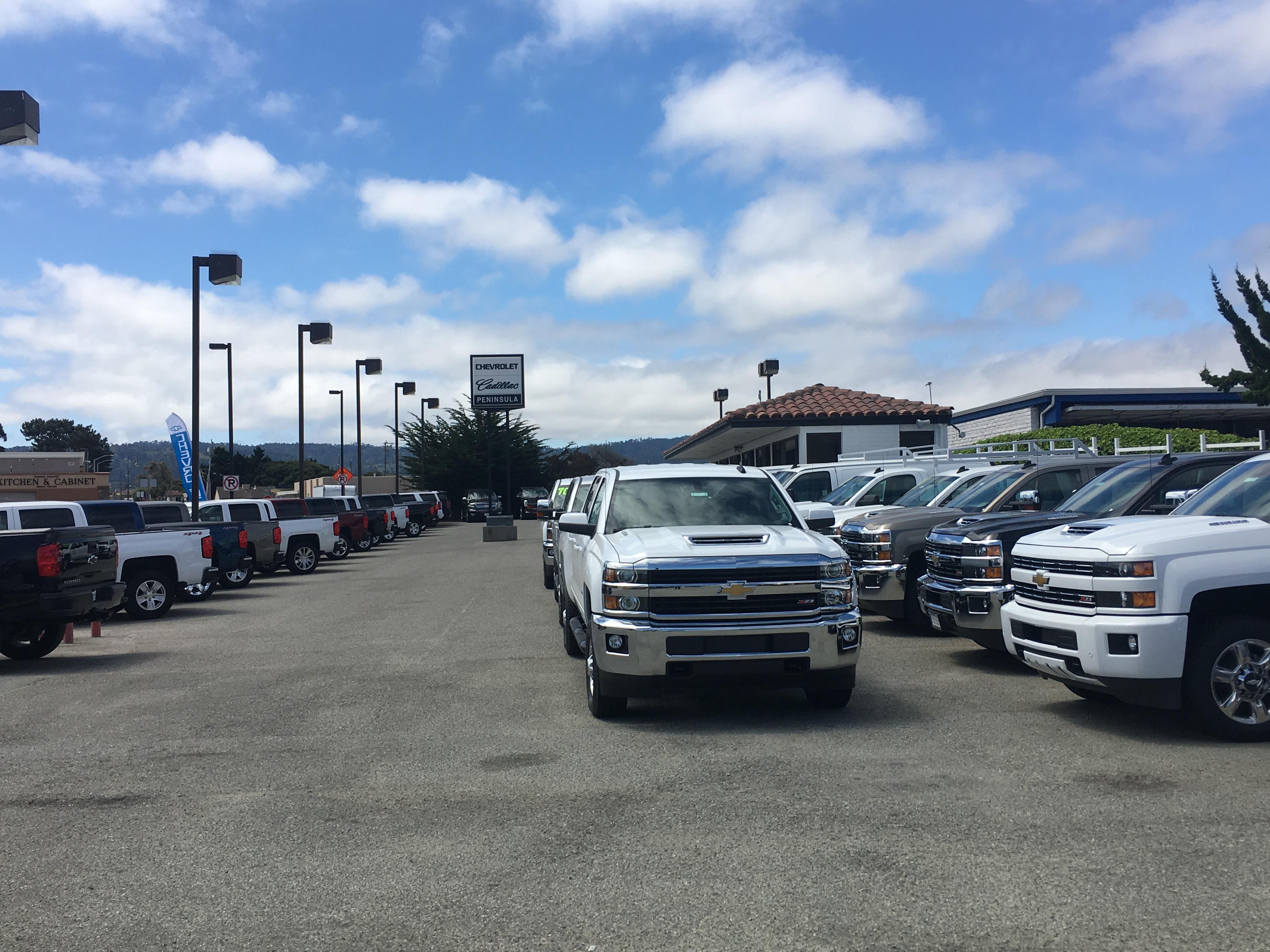 Car Dealers In Seaside California