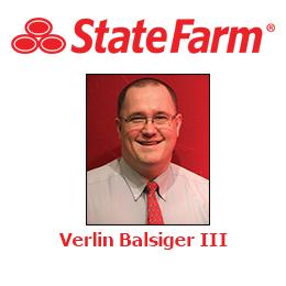 Verlin Balsiger Iii - State Farm Insurance Agent
