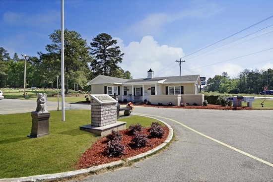 Sunset memorial gardens in graniteville sc 29829 Sunset memory garden funeral home