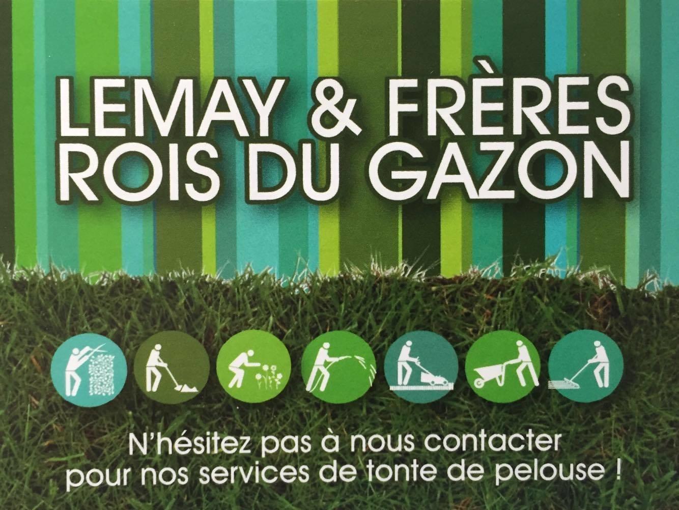 Lemay & Frères Rois du gazon à Lavaltrie