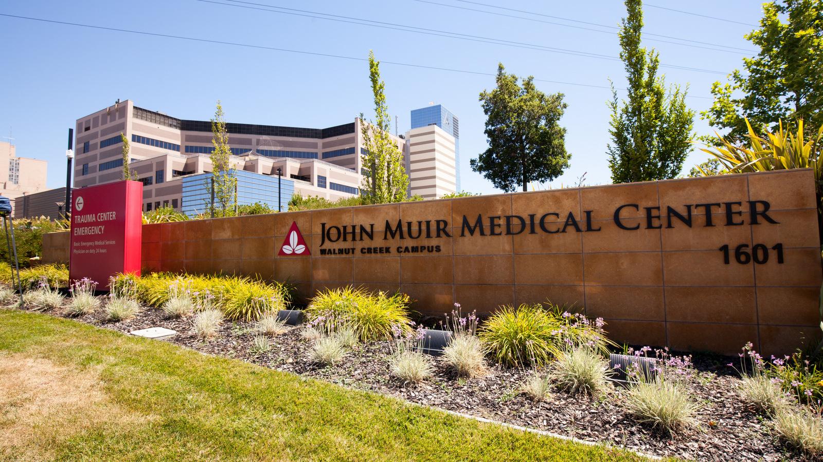 John Muir Medical Center Emergency Room Walnut Creek
